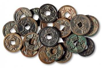 古代钱币的演变是怎样的?从秦两半到开元通宝