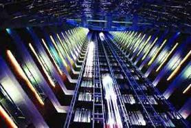 世界上最快的电梯排名,上海中心大厦电梯20.5米每秒成世界第一