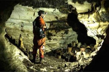数百里长玛雅古隧道为何人所建