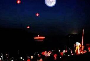 泰国神龙吐火现象之谜,神秘火球是超自然现象科学无解