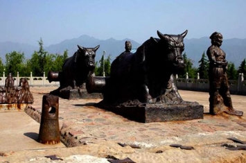 黄河铁牛历经一千多年,为什么至今依旧完好无损?