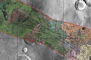 欧俄联手的火星探测计划(ExoMars)锁定火星两处地点 探究生物存在痕迹