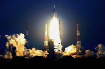 印度空间研究组织(ISRO)发射GSAT-29通讯卫星