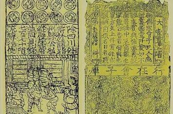 历史上纸币是如何替代铜钱的?古代货币发展史