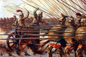 波斯皇帝五万大军离奇失踪之秘