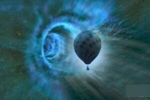 南极时间之门是真的吗,南极上空的时间之门能穿越时空