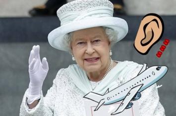 英女王趣事揭秘:听力超强凭声辨飞机