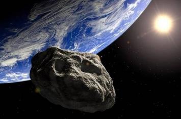 """NASA模拟300米大小小行星8年后""""撞向""""地球 盼外界认真看待小行星威胁"""