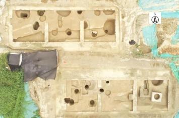 济南历城裴家营西北遗址发现商代至明清时期遗存