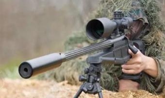 世界威力最大的狙击枪,巴雷特XM109狙击步枪(外号肩射炮)