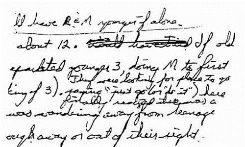 为什么医生写的字像天书