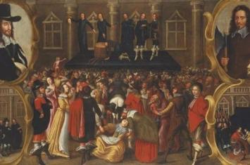 英国历史上唯一一位被推上断头台的国王是谁?