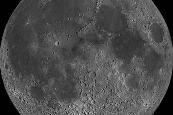 月球的地质活动活跃 内部比想象更温暖