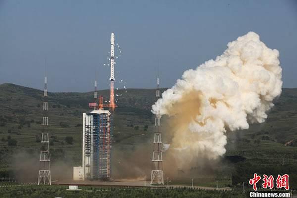 美媒揣测中国一箭三星 动作不同寻常可捕卫星