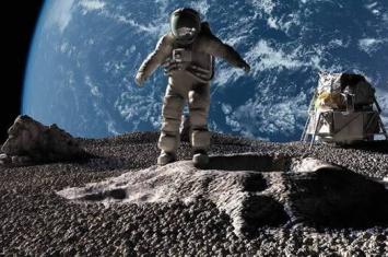 俄罗斯宇航员训练中心将出现月表模拟器