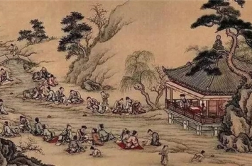 三月三上巳节的发展演变过程