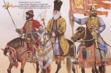 莫斯科大公国最重要的骑兵部队是哪个骑兵部队?