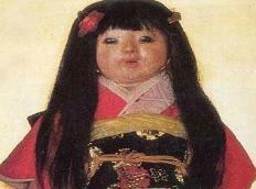 日本娃娃灵异事件,拥有生命的玩偶(头发会生长/嘴巴会裂开)