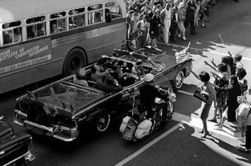 美国前总统肯尼迪遇刺将满50周年
