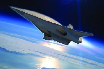 美国洛克希德·马丁公司秘密进行SR-72高超音速无人侦察机研制工程