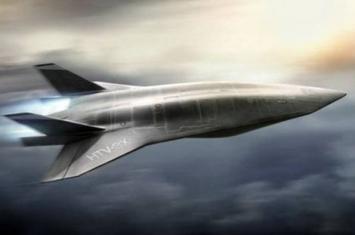 美国洛克希德·马丁公司披露SR -72双发隐形无人机