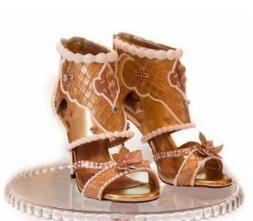 世界上最贵的高跟鞋,用贵金属和稀有钻石手工打造价值1亿元