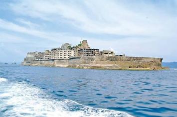 世界文化遗产日本军舰岛空气致癌物石棉浓度超标 破天荒禁止登岛