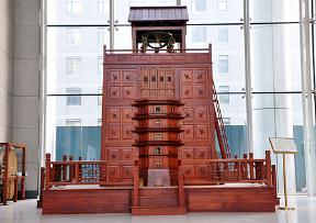 世界上最古老的钟,北宋时期大型自动化天文仪器(水运仪象台)