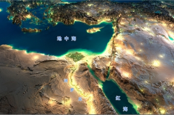 苏伊士运河为什么不能挖宽些