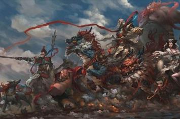 什么神仙才能骑龙?神仙出门会骑什么坐骑?