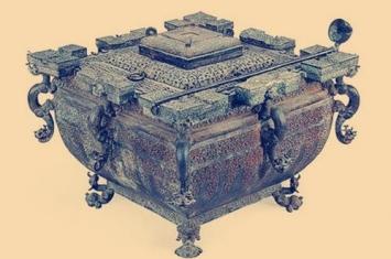 古代的冰箱是什么样子