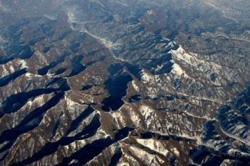 不教胡马度阴山中阴山指的是哪里?阴山山脉地图介绍