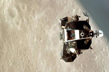 """阿波罗10号登月舱""""史努比""""失踪50年 SpaceX行政总裁马斯克或将带回地球"""