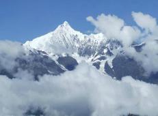 梅里雪山超自然事件,17人不明死亡至今没人登顶成功