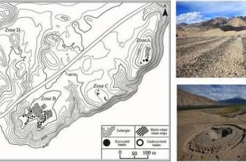 2500年前帕米尔高原上的中国古墓揭示人类早期将大麻用作毒品