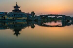 世界上最早的运河,中国胥河(伍子胥于公元前506年由所开凿)