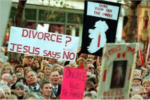 世界上最难离婚的国家,爱尔兰(必须分居四年才能申请离婚)
