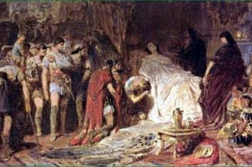亚历山大死因之谜