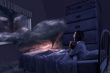 这些人容易被鬼压床,什么人鬼都怕呢?