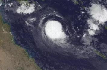 热带气旋移动速度变慢
