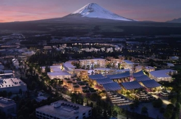 日本丰田汽车宣布将在富士山脚下建设采用AI及自动驾驶等先进技术的次世代城市
