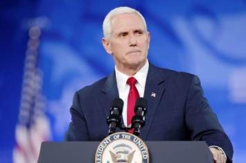 美国副总统彭斯:美国不仅打算到访月球 而且还希望留下来开采资源