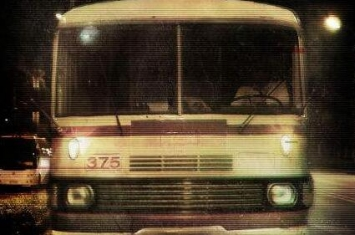 深夜375路超灵异事件,晚上超过12点不要坐公交