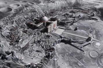 月球发现纳粹基地,大魔头希特勒在月球背面