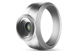 世界上最小的投影机,戒指投影机直径18cm(重量只有鸡蛋1/2)