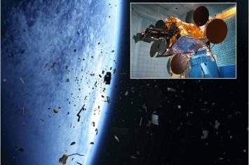 俄罗斯联邦太空总署研发可自毁的卫星 化为气体免成太空垃圾
