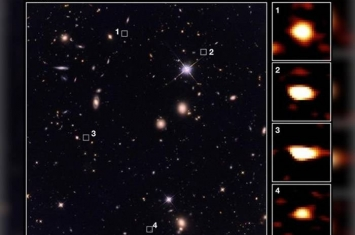 日本东京大学以更长波长望远镜新发现39个暗星系