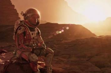 "NASA宣布火星存在""液态水""是给科幻大片《火星救援》(The Martian)打广告?"