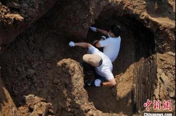 安徽界首发现宋代砖室墓