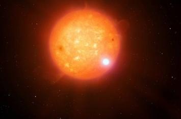 发现了首颗存在掩食现象的白矮星+冷亚矮星双星 并测量出冷亚矮星的质量和半径